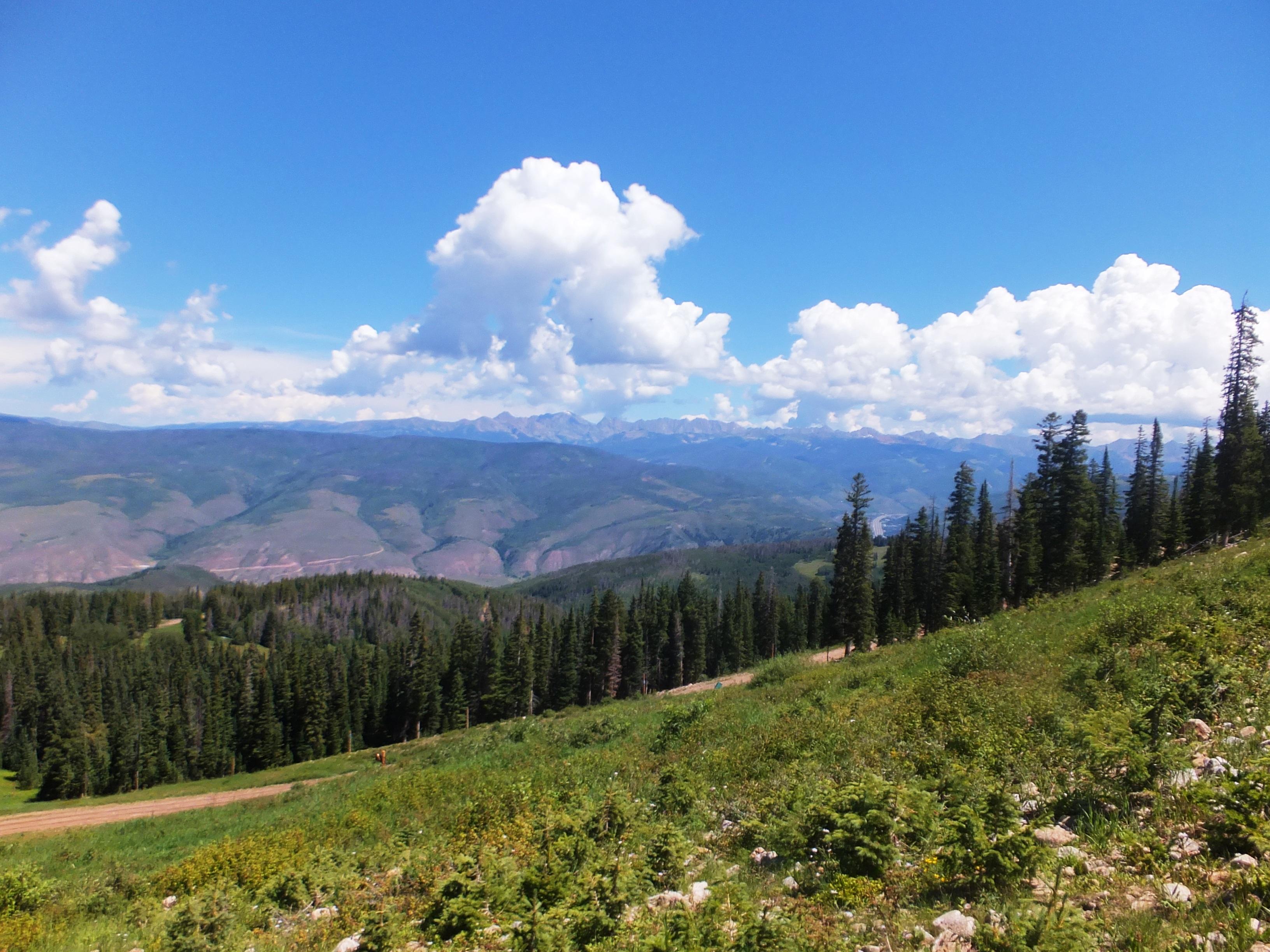 Beautiful views...